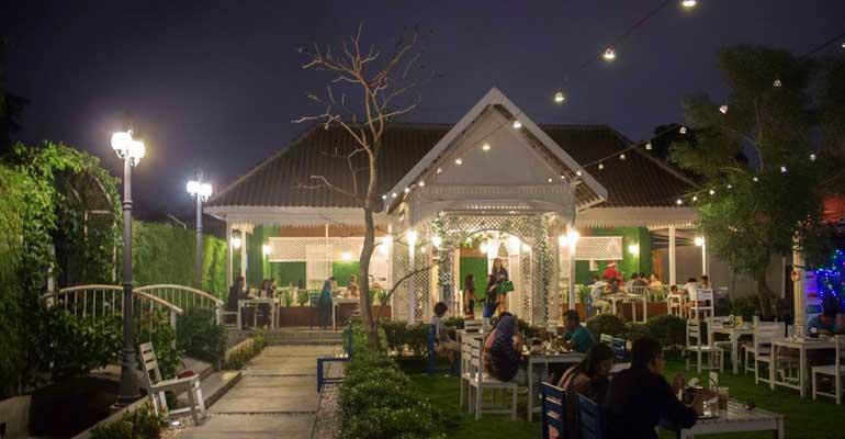 Inilah 7 Restoran Dengan Suasana Romantis Untuk Makan Malam Di Jogja Jogja Yogyakarta Istimewa